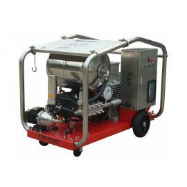 HOWEVERJET800公斤水泥厂去结皮回转窑清堵高压清洗机HD800