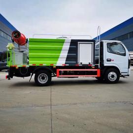 东风蓝牌抑尘车4.5吨抑尘车CLW5040TDYKL6