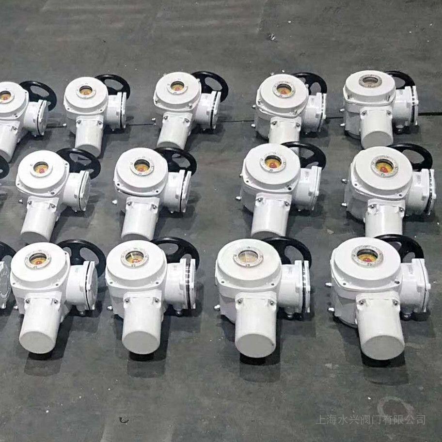 水兴阀门Q2000-0.3部分回转阀门电动装置 角行程电动执行器 Q型电动头Q10/15/20/30/45/60/90/120等