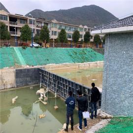 JHFB(江河水利 )江河水利 / JHFB河道混凝土自控翻板闸门生产销售JHFB-3x6