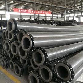 选矿厂超高耐磨管 工艺管道