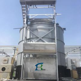 中科贝特牛羊马粪处理设备选高温好氧发酵设备处理效果环保达标WL