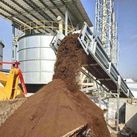 中科贝特餐厨垃圾、生活污泥处理设备高温好氧发酵耗能少占地面积小WL