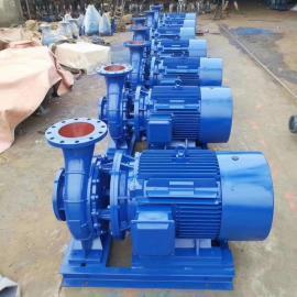 鄂泉卧式热水管道增压泵ISWR
