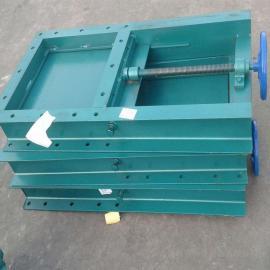 新海环保薄片型滑动插板阀 FC-200