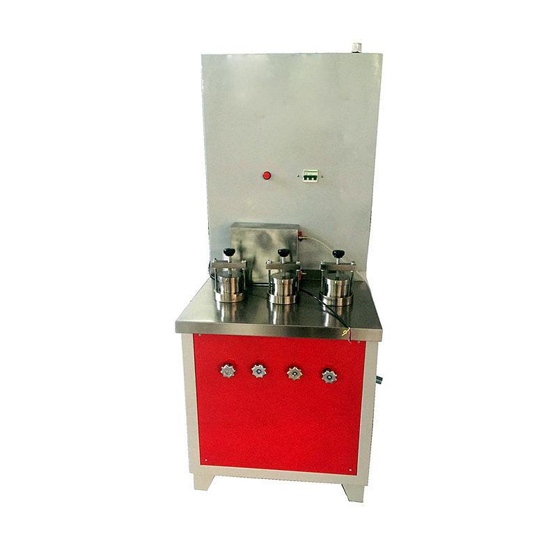 荣计达土工合成材料耐静水压测定仪使用说明YT080