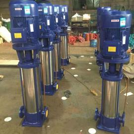 鄂泉立式多级管道泵GDL