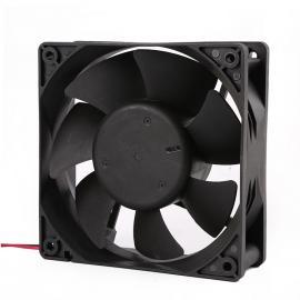 东兴岳12038散热风机bian频器散热 制冷设备风扇DF1238B22H-AA35SNN2