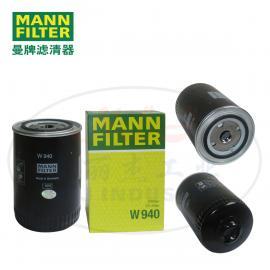 MANN-FILTER(曼牌滤清器)油滤 曼牌W940