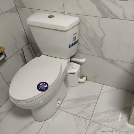 SFA地下室一体化污水提升泵 马桶污水处理器 提升装置 品牌 实装图SANI