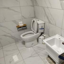 法国SFA后排式马桶提升泵 地下室卫生间污水提升器 污水处理装置 升利体SANITOP