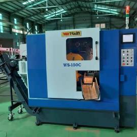 全自动 钛合金切割机威全圆锯机WS-75C