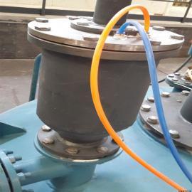 排空阀 电解铝气动阀 铝厂净化配件FHS650-05新�;繁�