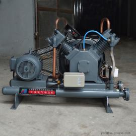 勇霸25公斤活塞式氮气增压机 静音型 无油型 有现货VW-40/6-25