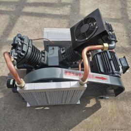 160公斤高压氧气增压机,勇霸无油氧气充瓶机,新式氧气无油压缩机
