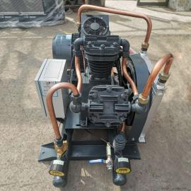YONGBA无油氮气增压机VW-40/6-25