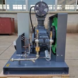 勇霸牌,氧气无油压缩机,无油氧气增压机 VW-60/6-30VW-60/6-30