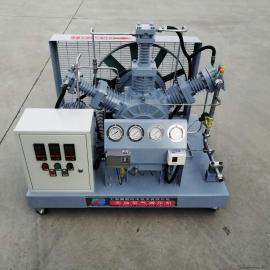 shyongba高压无油氧气增压机VWS-1.0/3-150