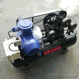 化工厂用3KW防爆型无油压缩机