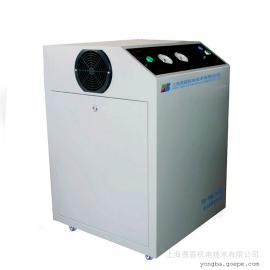 静音无油空压机 教学 实验室用空气压缩机YB-WWJ150