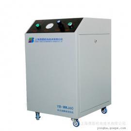 原子吸收配套无油无水静音空压机