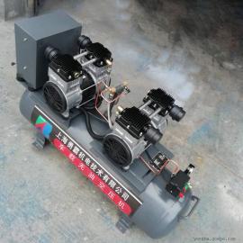 DC12V直流空压机 YB-W118/12V车载制动直流空气压缩机