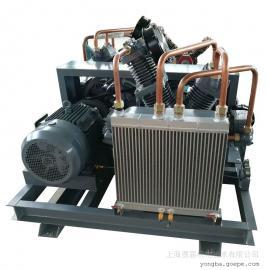 勇霸厂出售无油氮气压缩机 300方撬装式 定制防爆型氮气增压机WW-300/5-10