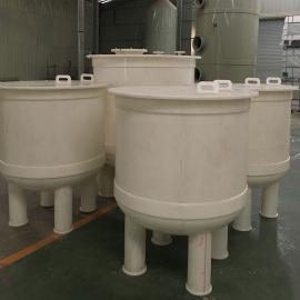 绿明辉PP反应釜 食品级塑料化工真空罐 定制