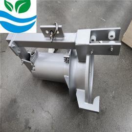 新秀污泥回流泵 过墙导流泵QJB-W1.5