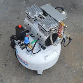 带干燥除水800W无油静音空压机YB-W150Y