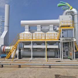 科信有机废气吸附脱附净化设备 废气催化燃烧废气治理设备 RCO