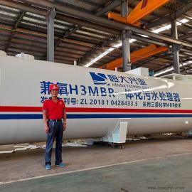 MBR设备小区生活污水兼氧MBR污水处理设备 MBR处理工艺