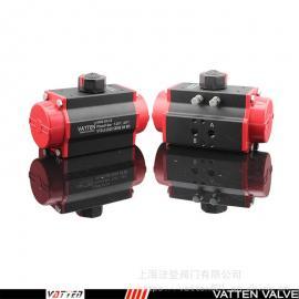 VATTEN单作用失气复位铝合金材质气动执行器VT