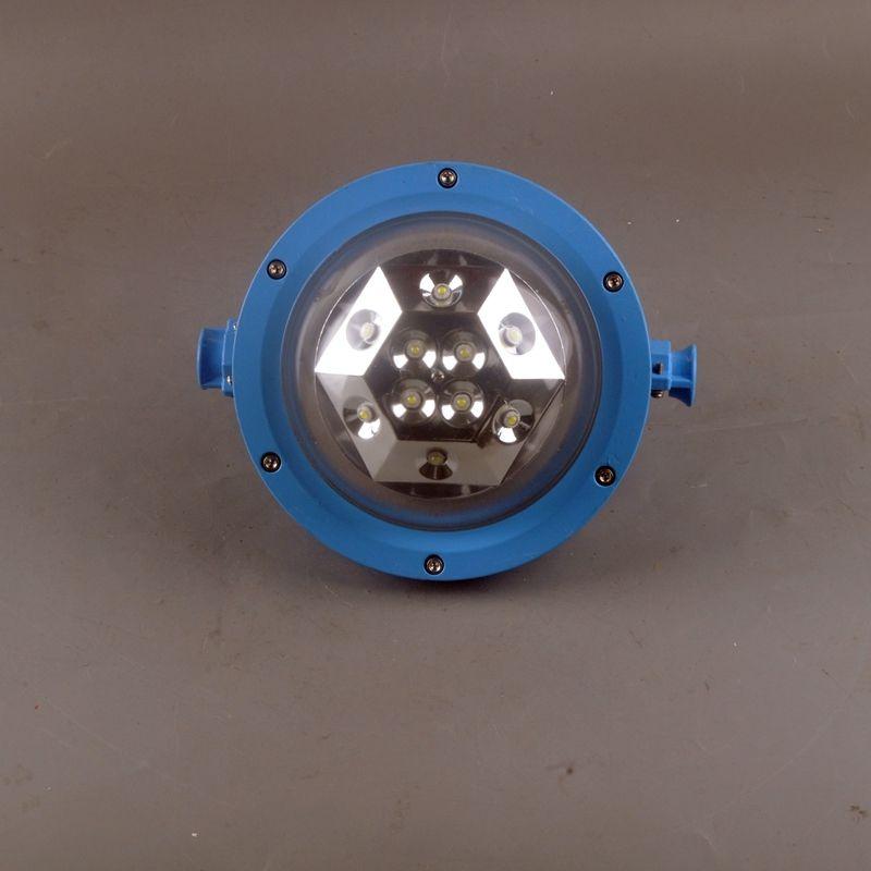 三乐矿用隔爆型LED圆形巷道灯DGS36DGS36/127L