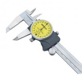三丰带表卡尺精密卡尺0-200mm精度0.02505--731