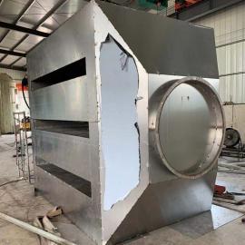 立科环保出售活性炭吸附箱活性炭漆雾处理箱