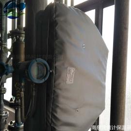 仪表阀防冻凝保温罩流量计防冻保温衣