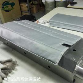 南泉Nansen热风炉可拆卸式隔热保温毯