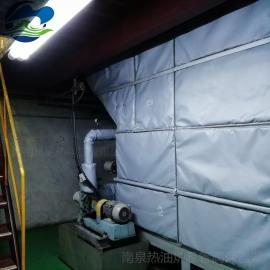 工业炉防烫隔热罩Nansen量身定制耐高温保温tao