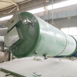 一体化雨污水提升泵站厂哈达