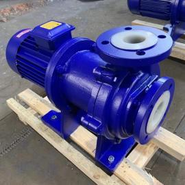 鄂泉氟塑料磁力泵CQB-F