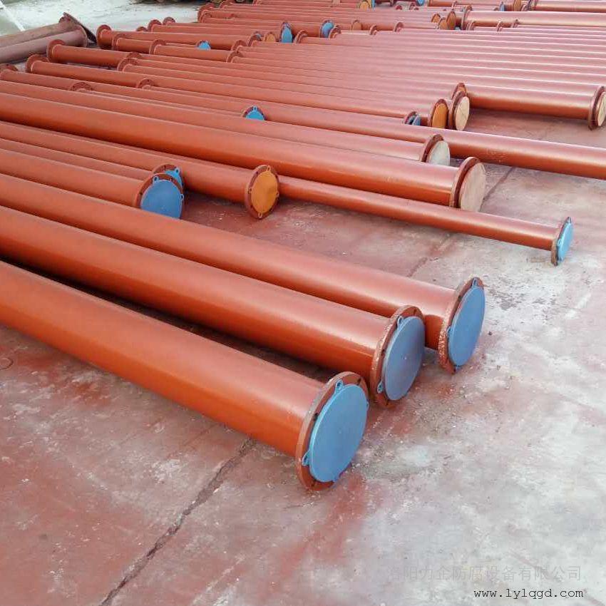 力企钢衬PO复合管 工业耐酸管道DN80