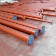 力企耐酸碱性钢滚塑管道DN100