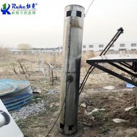 如克环保设备公司出售不锈钢材质水循环器 水产养殖场水搅拌增氧设备Rcycle-850