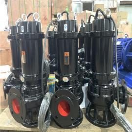 鄂泉潜水式污水提升泵wq