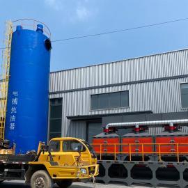 硕玛橡胶行业油烟废气处理环保beplay手机官方电捕焦油捕器与催化燃烧