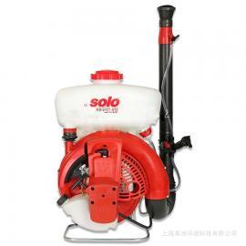 索逻SOLO452喷雾机MASTER汽油两冲程背负式喷雾器高压打药机