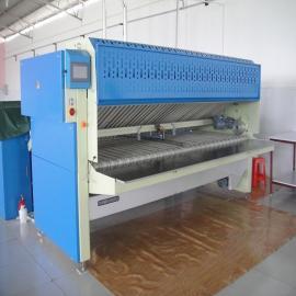 通洋双通道折叠机ZD3300V全自动床单折叠机