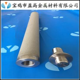 盈高对酚废水酸化釜核心部件不锈钢粉末烧结滤芯