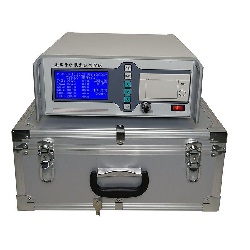 荣计达 RCM混凝土氯离子扩散系数快速测定仪